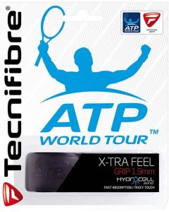 GRIP TECNIFIBRE XTRA FEEL BLACK