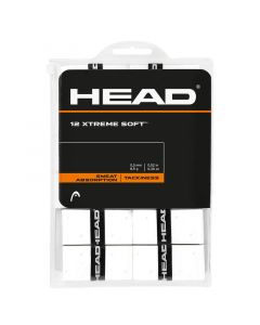 SURGRIP HEAD XTREME SOFT x12 285405 BLANC