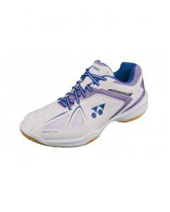 Chaussure de Badminton Femme Yonex SHB35LEX Blanc/Lavande