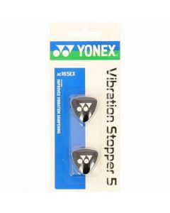 ANTIVIBRATEUR YONEX VIBRATION STOPPER 5 x2 AC165EX NOIR