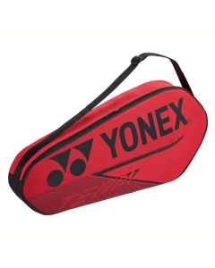 SAC DE TENNIS YONEX TEAM 3R BA42023EX ROUGE NOIR