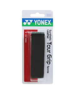 GRIP YONEX SYNTHETIC LEATHER TOUR GRIP AC126EX NOIR