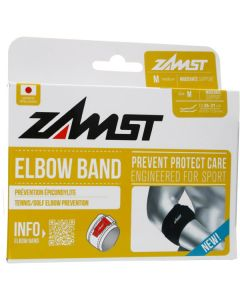 ZAMST ELBOW BAND SUPPORT COUDES PREVENTION EPICONDYLITE