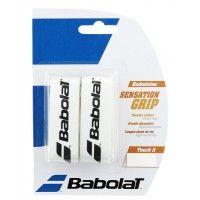 GRIP BABOLAT SENSATION BADMINTON 670050 101 WHITE