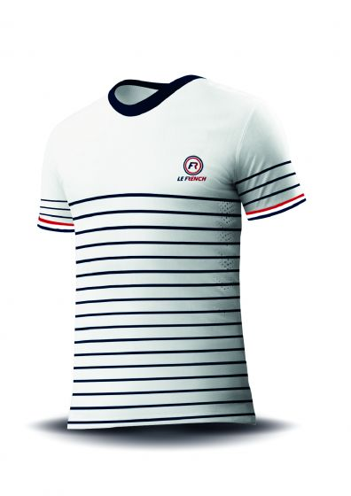 MARINIERE HOMME LE FRENCH FABRICATION 100% FRANCAISE