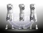 ENSEMBLE DE BASKET HOMME GAMME SILVER 100% SUBLIME ESPACE SPORTS SHORT+MAILLOT