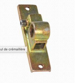 CORPS SEUL DE CREMAILLERE 012083