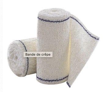 BANDE DE CRÊPE 066119