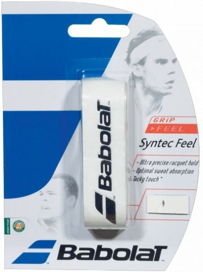 GRIP BABOLAT SYNTEC FEEL BLANC