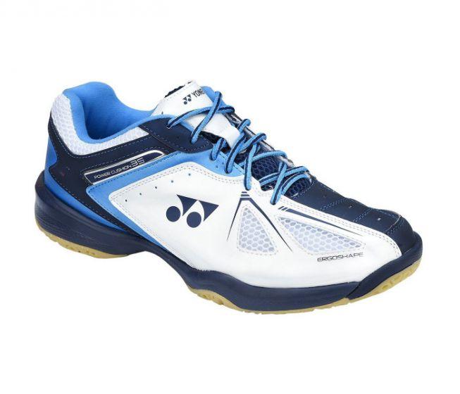 Chaussure de Badminton Homme Yonex SHB35EX blanc/Bleu