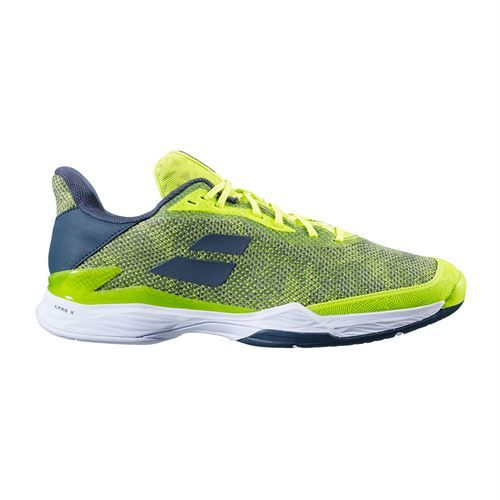 CHAUSSURES TENNIS HOMME BABOLAT JET TERE ALL COURT 30S20649 JAUNE