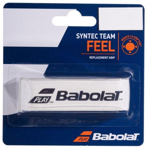 GRIP BABOLAT SYNTEC TEAM 670065 101 BLANC