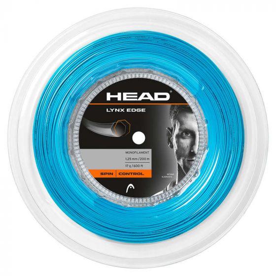 BOBINE DE CORDAGE HEAD LYNX EDGE BLEU 200M 281716
