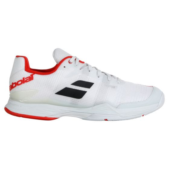 CHAUSSURES HOMME BABOLAT JET MACH II AC 30F19629 1000 BLANC