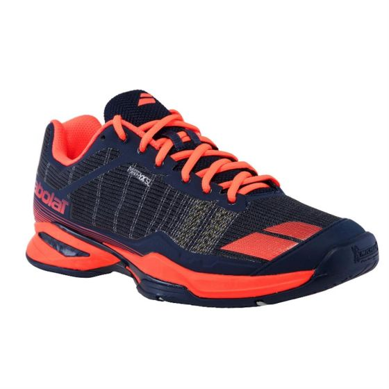 CHAUSSURES DE TENNIS BABOLAT JET TEAM ALL COURT 30S17649 MARINE/ROUGE