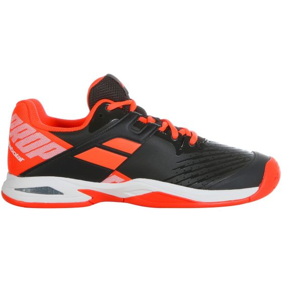 CHAUSSURES JUNIOR BABOLAT PROPULSE ALL COURT 38S19478B 3018 NOIR ROUGE