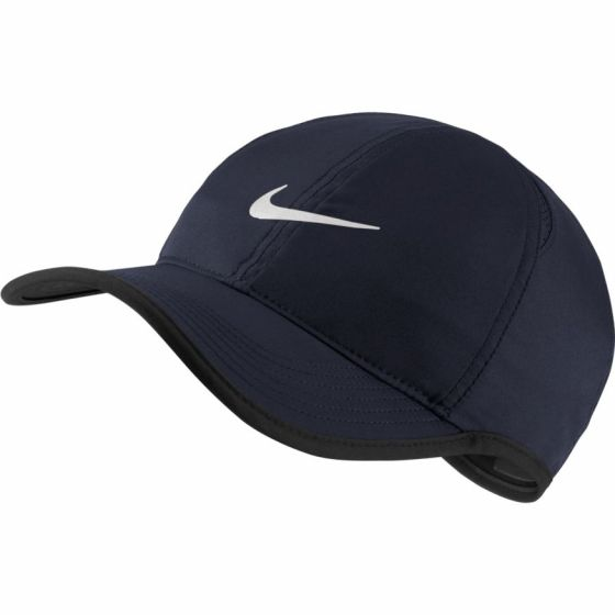 CASQUETTE NIKE COURT AEROBILL HERITAGE  TENNIS 679421 454 OBSIDIAN