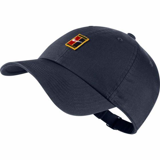 CASQUETTE NIKE HERITAGE 86 TENNIS CAP 852184 431 BLEU MARINE