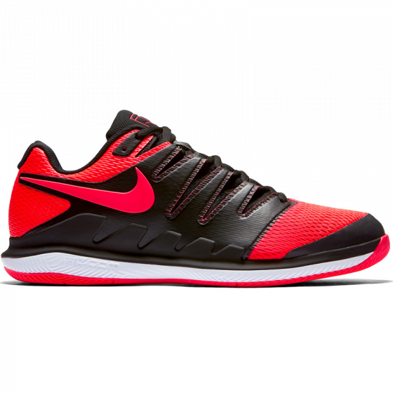 CHAUSSURES JUNIOR NIKE AIR ZOOM VAPOR X AA8030 006 NOIR ROUGE
