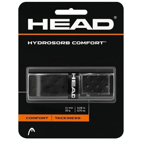 GRIP HEAD HYDROSORB COMFORT 285313 NOIR