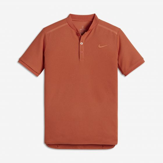 Polo Boys' Nike Court Advantage Tennis Polo AO8353 879 CORAIL VINTAGE