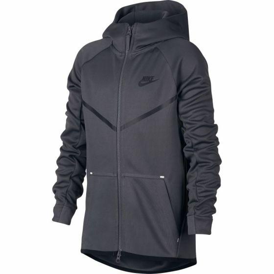 Nike Tech Fleece gris veste à capuche XL   eBay