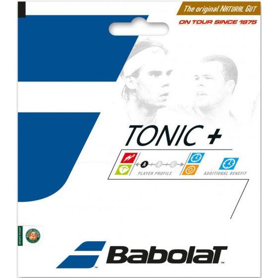 CORDAGE TENNIS BABOLAT TONIC PLUS LONGEVITY