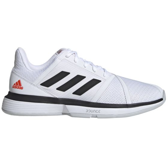 CHAUSSURES HOMME ADIDAS COURTJAM BOUNCE EE4320 BLANC