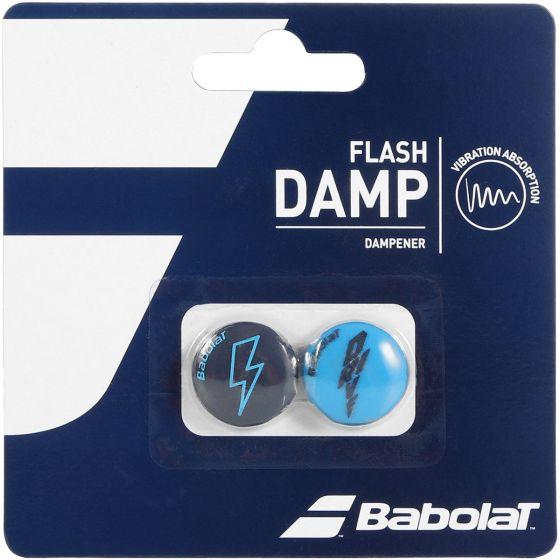 ANTIVIBRATEUR BABOLAT FLASH DAMP x2 700117 136 BLEU