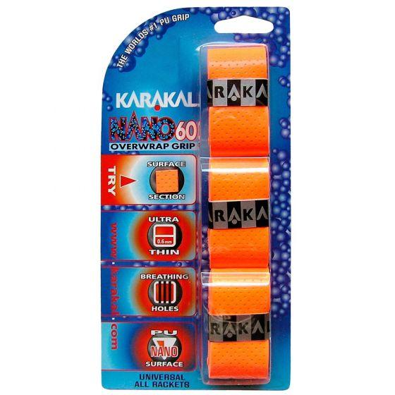 SURGRIP KARAKAL NANO 60 x3 ORANGE