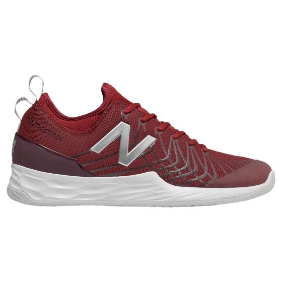 CHAUSSURES DE TENNIS HOMME NEW BALANCE MCHLAVSG ROUGE