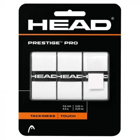 SURGRIP HEAD PRESTIGE PRO x3 282009 BLANC
