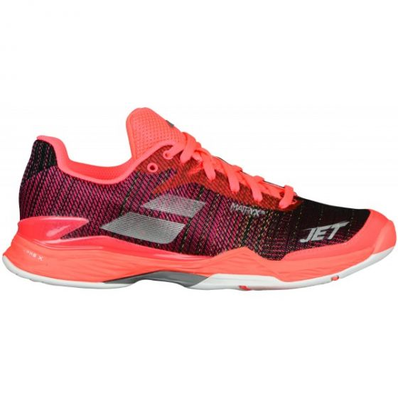 CHAUSSURES FEMME BABOLAT JET MACH II AC 31S18630 5017 ROSE