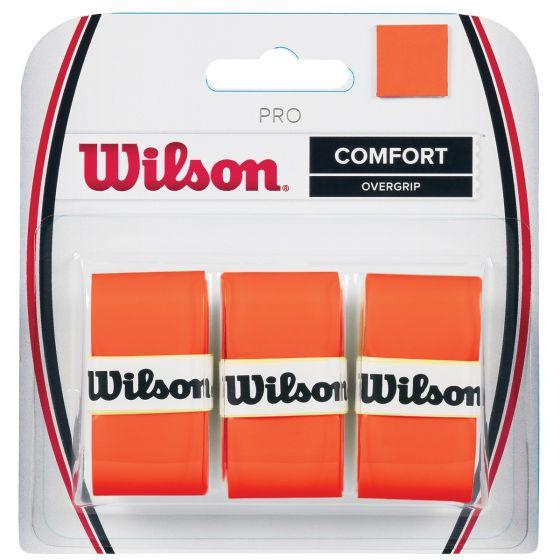 SURGRIP WILSON PRO OVERGRIP x3 WRZ470820 ORANGE