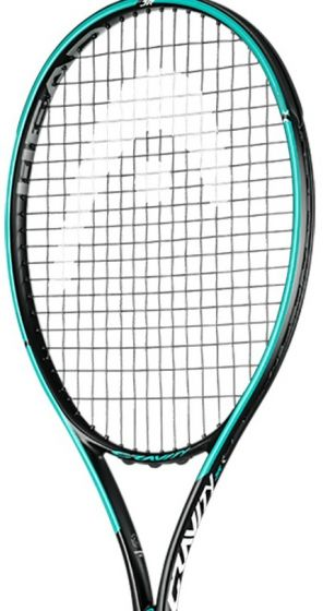 "RAQUETTE DE TENNIS JUNIOR GRAVITY 26"" GRAPHENE 360° 234409"