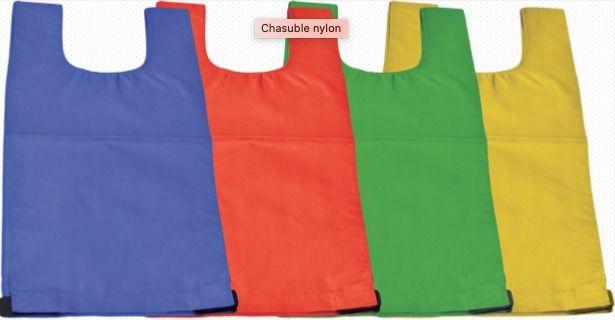 CHASUBLE NYLON 063116