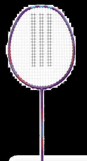 Raquette de Badminton Adidas Spieler E Aktiv Strung 4U with Racket Sack MA0063