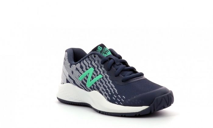 CHAUSSURES DE TENNIS NEW BALANCE JUNIOR KC996NE3 MARINE