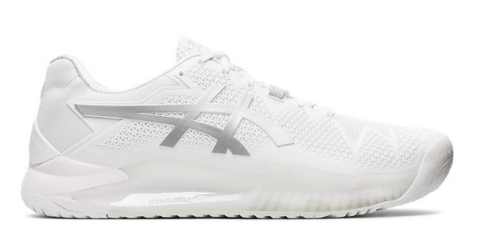 CHAUSSURES HOMME ASICS GEL RESOLUTION 8 1041A079 100