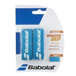 GRIP BABOLAT SENSATION BADMINTON 670064 136 BLUE