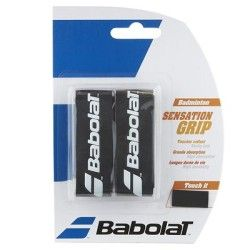 GRIP BABOLAT SENSATION BADMINTON 670064 105 BLACK